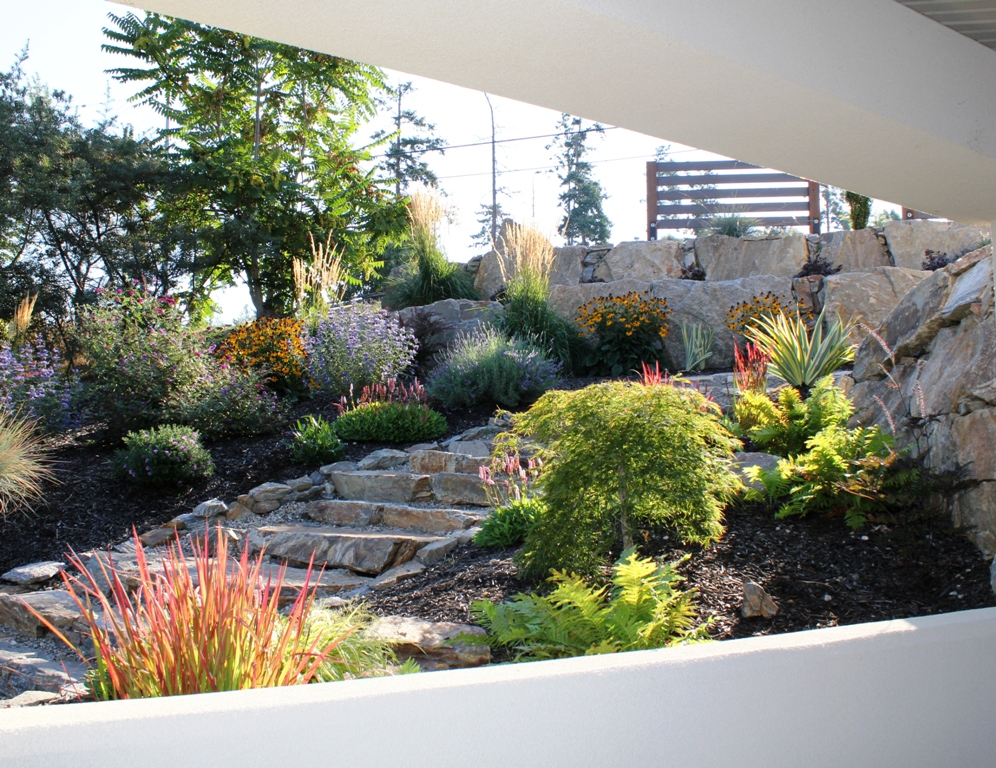 KHS Landscape Design and Build - The Factory KelownaThe Factory Kelowna