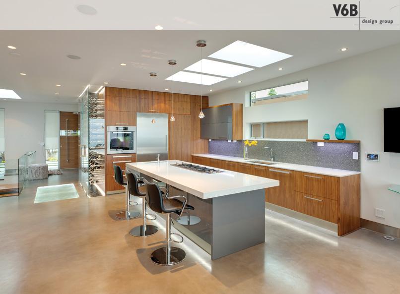 V6B Design Group - Custom Kitchen Cabinets