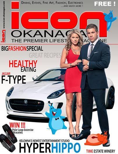 ICON Magazine, Fall 2013 Issue