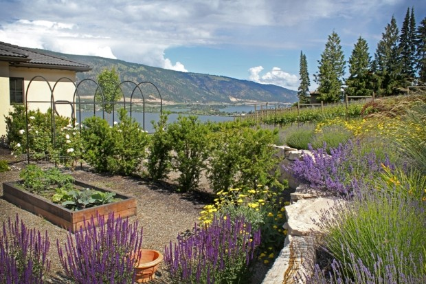 KHS Landscape Design and Build, Kelowna at The Factor