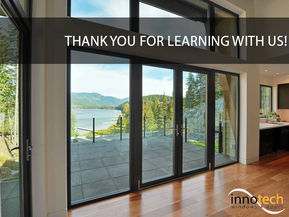 Innotech Windows Doors Kelowna