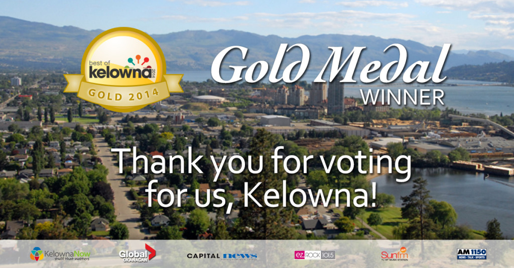 Best of Kelowna 2014